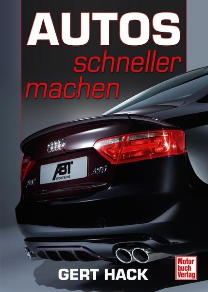 Autos schneller machen Gert Hack motorbuch-versand.de