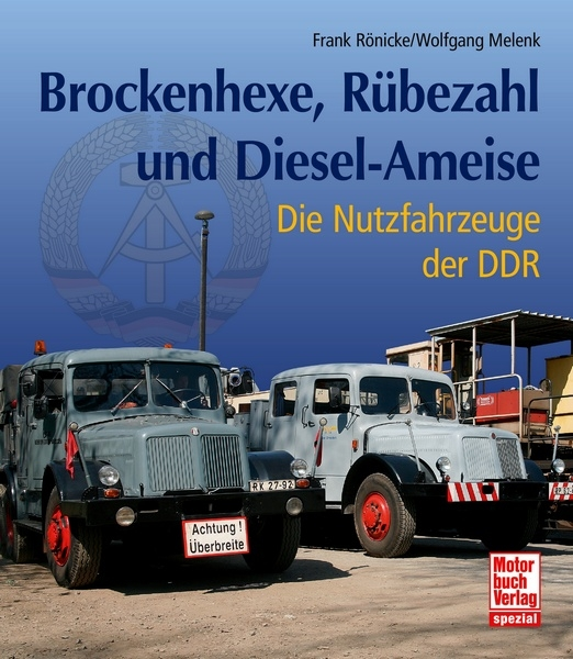 Brockenhexe r bezahl und diesel ameise nutzfahrzeuge der for Frank versand