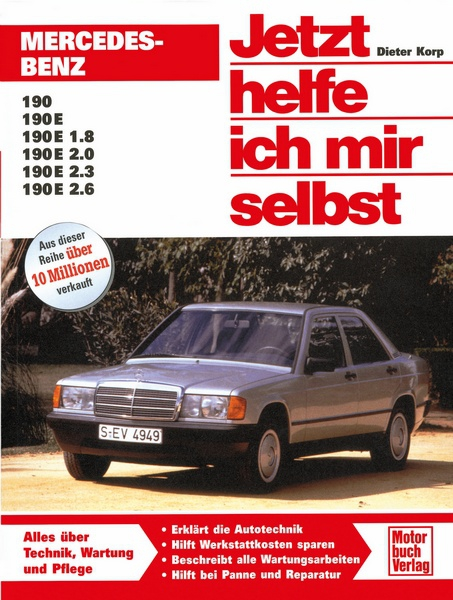 Motorbuch Versand Mercedes-Benz 190 / 190E (W 201)