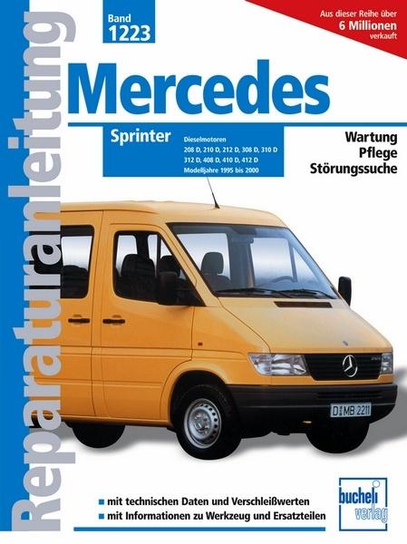 Mercedes Sprinter Dieselmotoren Modelljahre 1995 Bis