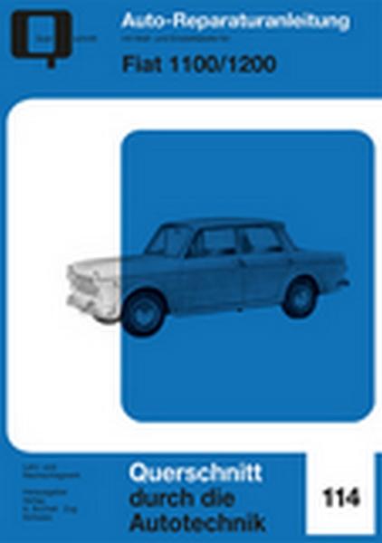 Fiat 1100 / 1200 Reparaturanle...