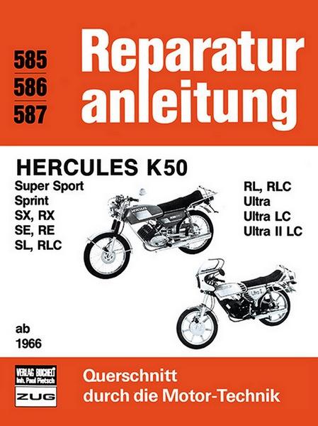 hercules k 50 ab 1966 super sport sprint sx rx se re. Black Bedroom Furniture Sets. Home Design Ideas