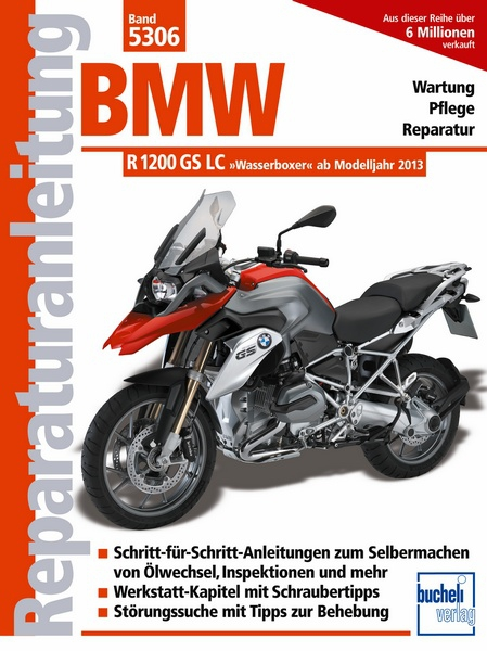 bmw r 1200 gs reparaturanleitungen motorbuch. Black Bedroom Furniture Sets. Home Design Ideas