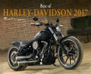 Kalender 595x480mm: Best of Harley-Davidson 2017