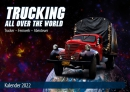 Trucking all over the World Kalender 2022